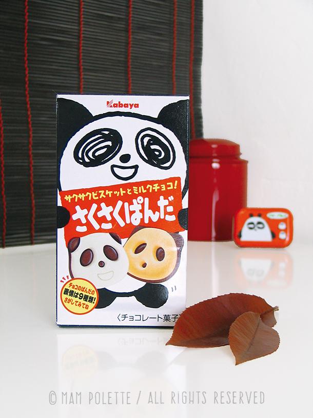 Kabaya_Saku Saku_Panda_Chocolate_Pack