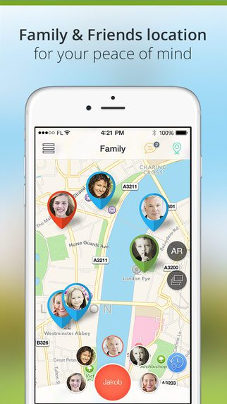 Family tracker android cracked