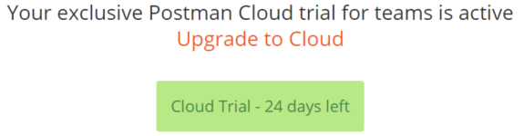 Cloud trial