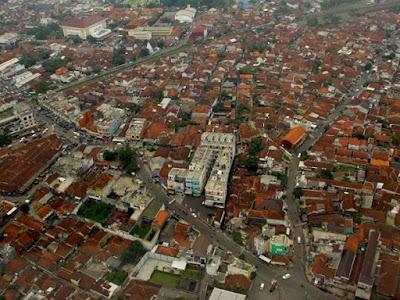 Pola pemukiman mengikuti jalan - berbagaireviews.com