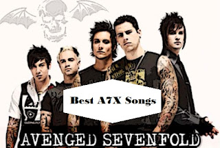 10 lagu terbaik avenged sevenfold
