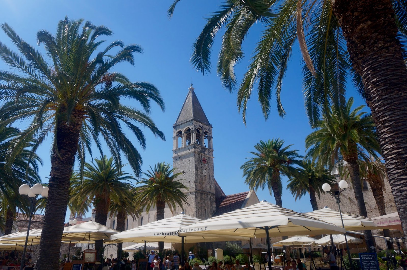 7. TAKE A BUS TRIP TO TROGIR