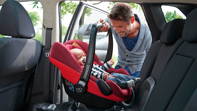 Top 3 Car Seat Safety Tips