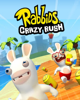 Rabbids Crazy Rush Mod Apk Unlimited Money + OBB Full Update