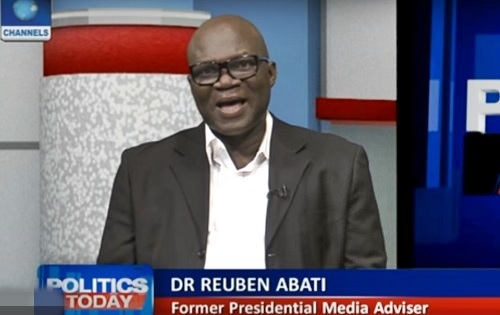 Only Thing Lacking In Obasanjo's Letter To Buhari Is An Apology To Nigerians - GEJ's Ex Aide, Reuben Abati