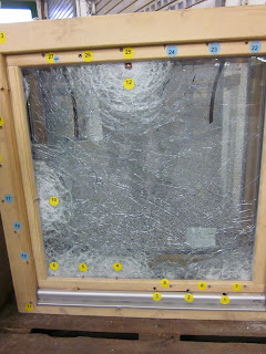 Пуленепробиваемые окна из дерева