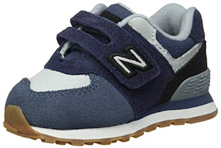 latest fashion purchase genuine Buy Authentic New Balance Boys' Iconic 574 Hook and Loop Sneaker Pigment ...