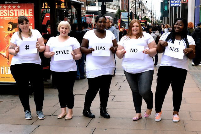 Our Size Has Style - Bloggers take over style has no size