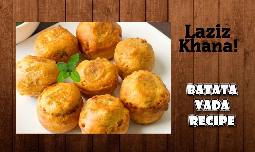 बटाटा वडा बनाने की विधि -  Batata Vada Recipe in Hindi