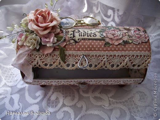 DIY Vintage Box from Pringles Can - The Idea King