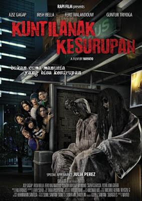 Kuntilanak Kesurupan Poster