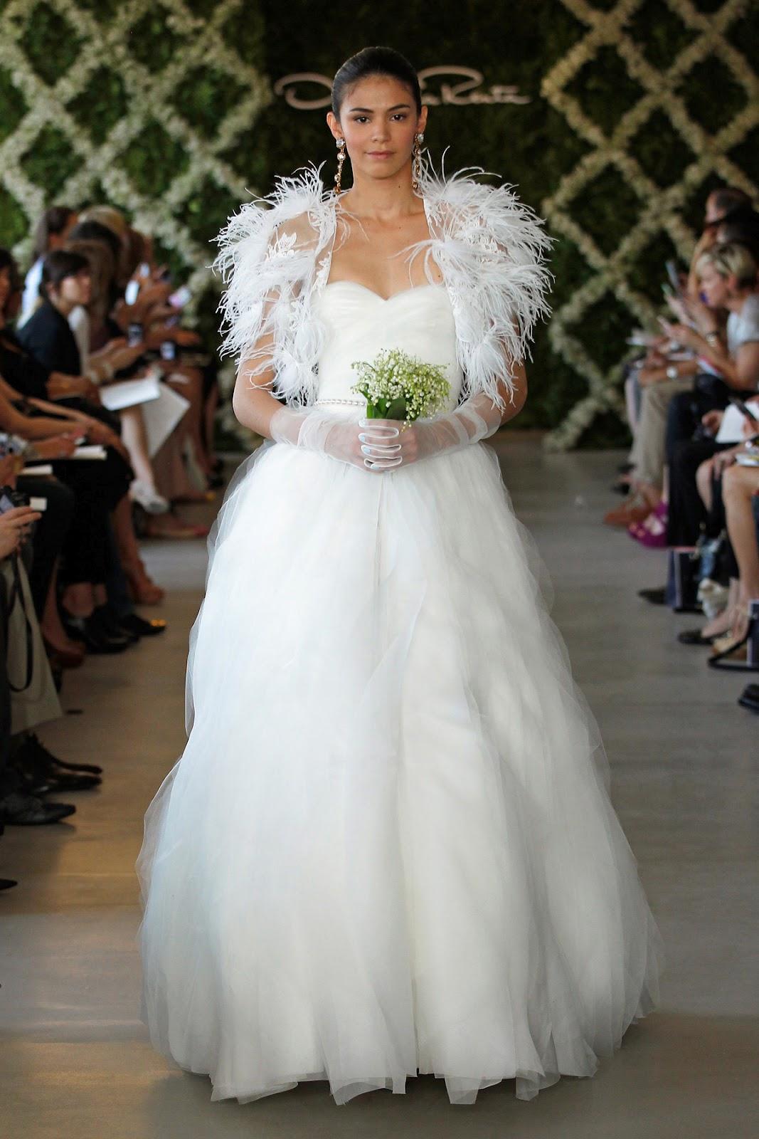 Bridal Dresses UK: Stylish Wedding Dresses By Oscar De La