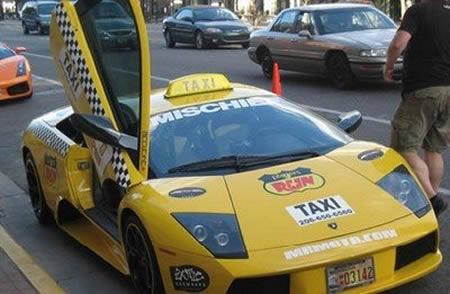 Taksi Modifikasi Paling Keren