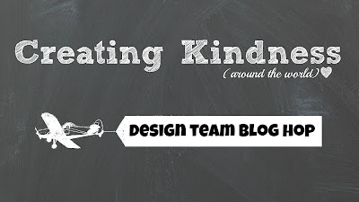 Creating Kindness CKDT Blog Hop using Stampin' Up! Products Order From Mitosu Crafts UK Online Shop