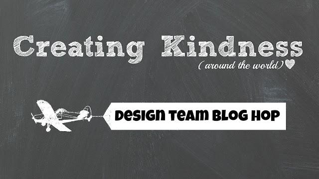 Creating Kindness CKDT Blog Hop using Stampin' Up! Products Order From Mitosu Crafts UK Online Shop