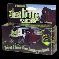 Ghost hunting camera