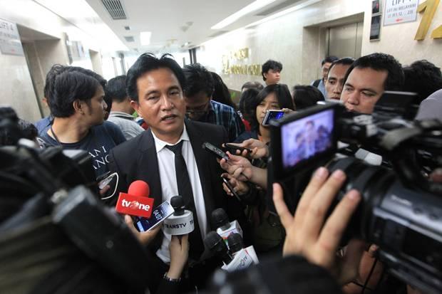 Soal HTI, Yusril Ingatkan Jokowi Agar Jangan Jadi Diktator