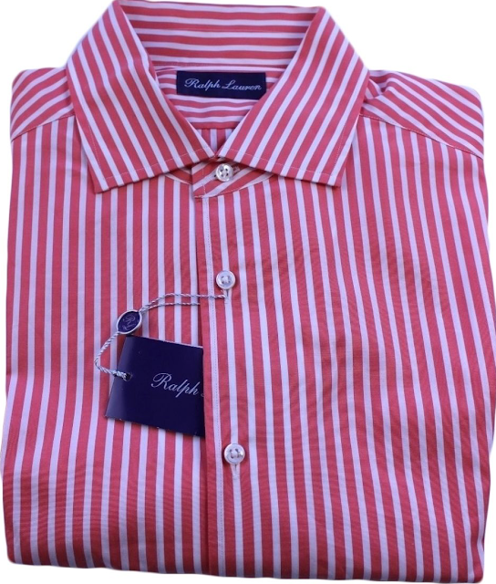 Ralph Lauren Spread Collar Shirt Made in Italy