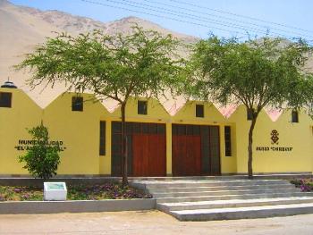 Museo de sitio de Chiribaya