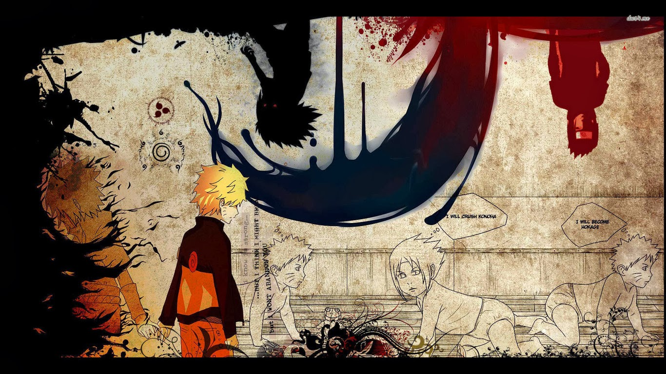 naruto wallpapers hd | otaku brings us together
