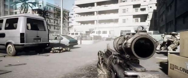 Battlefield 3 Trophies