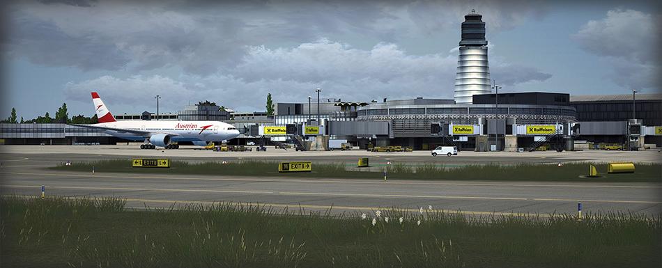 Flytampa - Vienna LOWW v2 7+ [FSX/FSX:SE/P3Dv3/P3Dv4