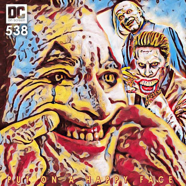 Joker teaser trailer Gotham Suicide Squad Jokers