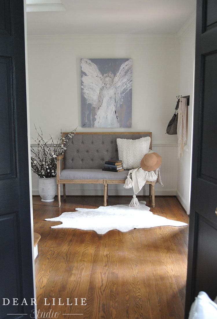 dear lillie deann 39 s angel paintings are back. Black Bedroom Furniture Sets. Home Design Ideas