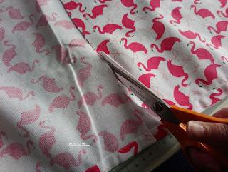 Bulles de Plume DIY Sac à coulisses (couture facile)