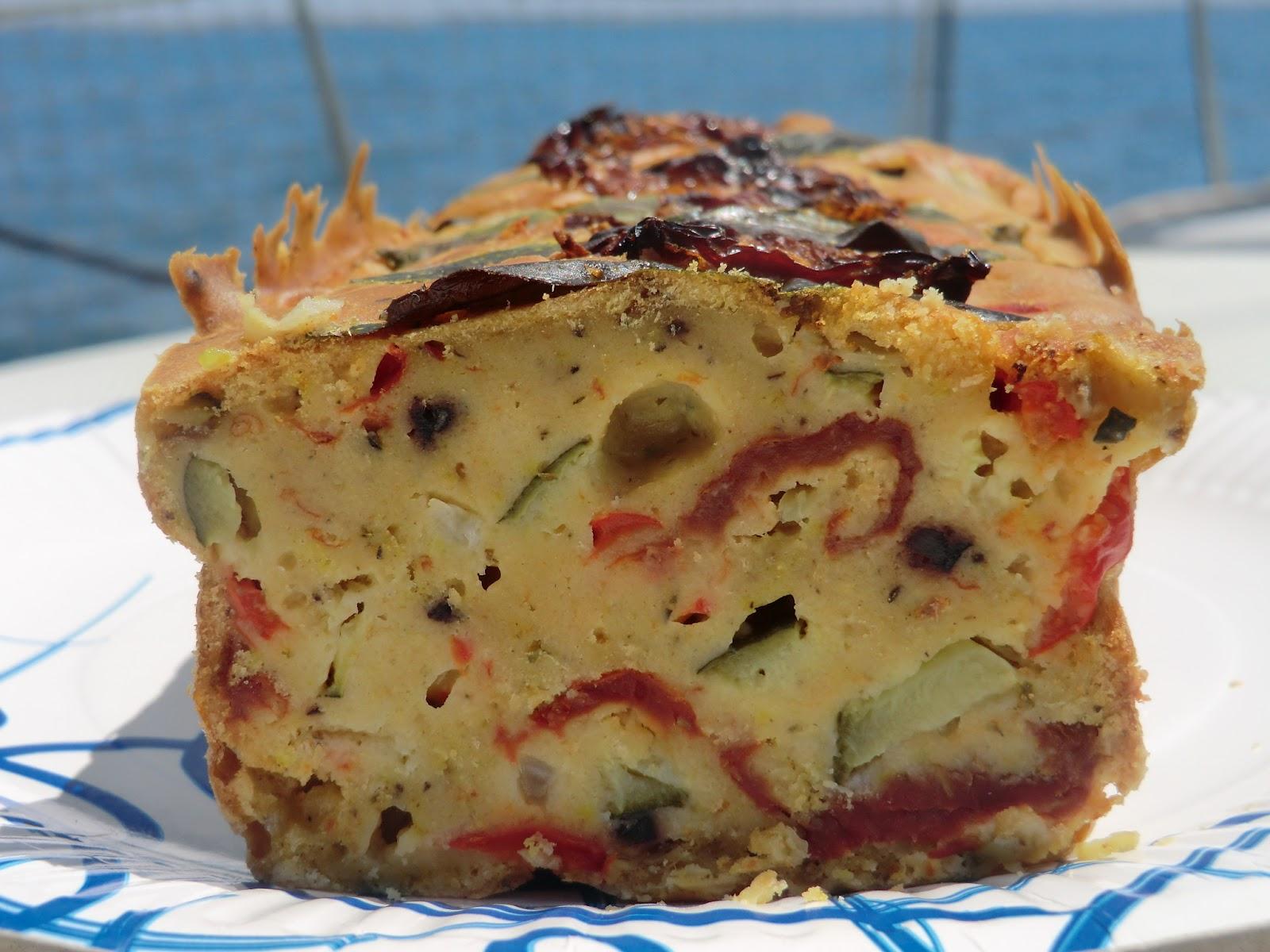 Cake Legumes Sans Lait