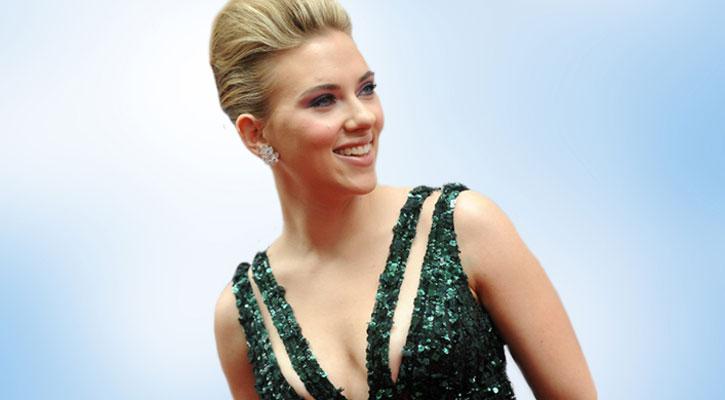 Scarlett Johansson 2016