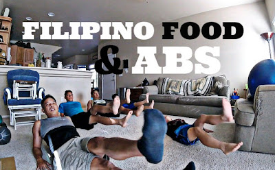 Filipino Food and Abs, Filipino Beachbody Coach, 21 Day Fix 10 Minute Fix for Abs, 21 Day Fix Ab Workout, Pinoy Joint Las Vegas