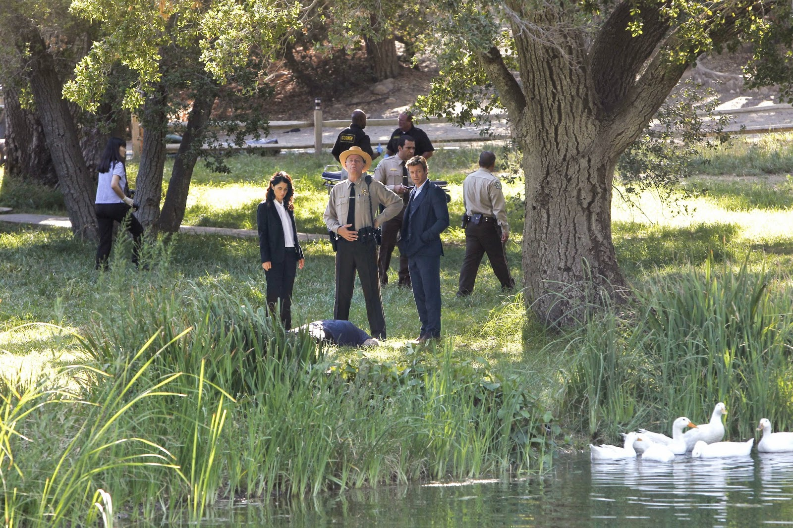 Nautical by Nature: The Mentalist: My 5 Favorite Episodes +