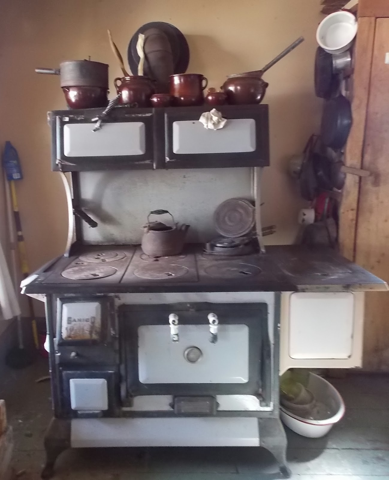 Andi Carter's Blog: Cooking in the 1800s