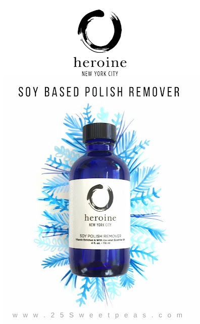 Heroine NYC soy based remover