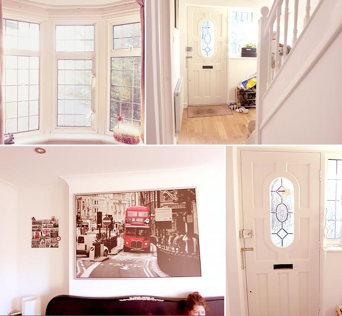 London Häuser