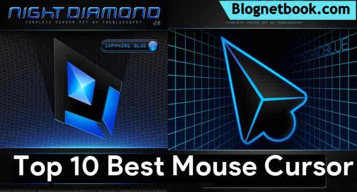 Top 10 Best Mouse Cursor  Aur Mouse Cursor Change Kaise Kare.