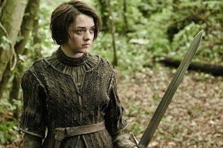 Macy Williams Game of Thrones