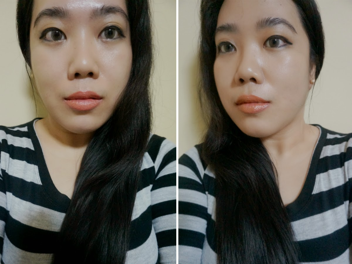 FOTD: Lip Swatch: Maybelline Color Sensational Lipstick in Toffee Cream