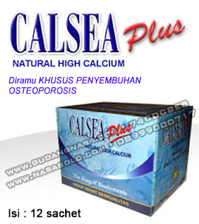 CALSEA PLUS NASA Rp.135.000,-