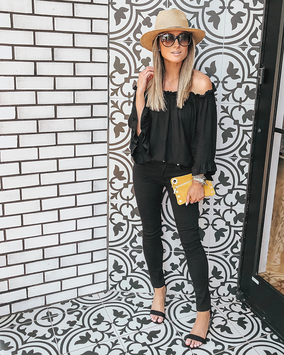 shopbop agolde black sophie cropped skinny jean