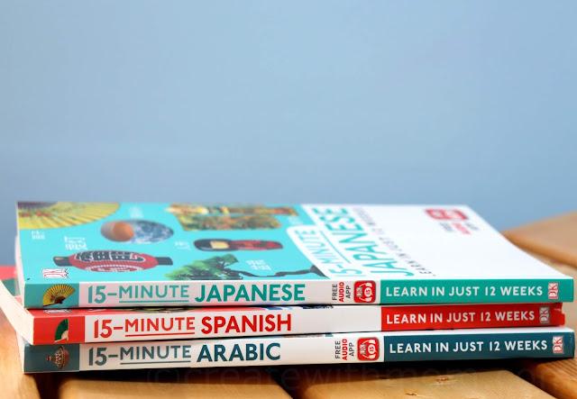 DK Language titles
