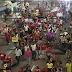 Manifestantes bloqueiam Salgado Filho x Bernardo Vieira