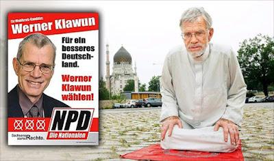 Werner Klauner, Mantan Ekstremis Kanan Jerman, Kini Masuk Islam dengan Nama Ibrahim
