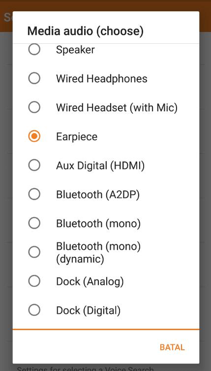 Memperbaiki Speaker bunyi pecah
