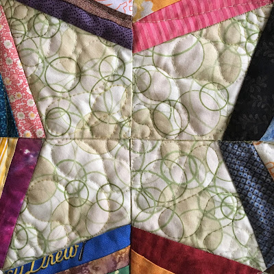 Christa Watson Angela Walters ultimate guide to machine quilting bonnie hunter string spider web switchbacks