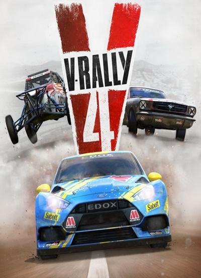 โหลดเกมส์ V-Rally 4