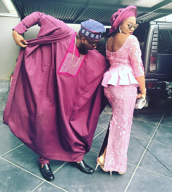 Couples in #BAAD2017 | Banky W And Adesua Etomi Weddings