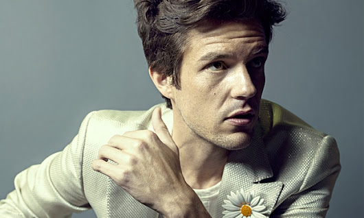 Brandon Flowers is UK chart No 1 with second solo album The Desired Effect