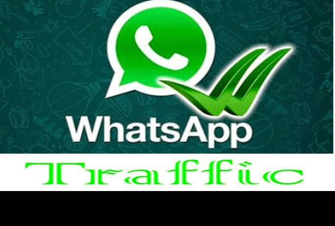 HOW TO GENERATE MASSIVE TRAFFIC TO YOUR WEBSITE USING WHATSAPP, Traffic, website, whatsapp, message, share, promote, whatsapp message, whatsapp traffic, blog, blog traffic.